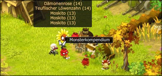 Devblog Monsterkompendium