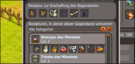 Minotot-Essenz