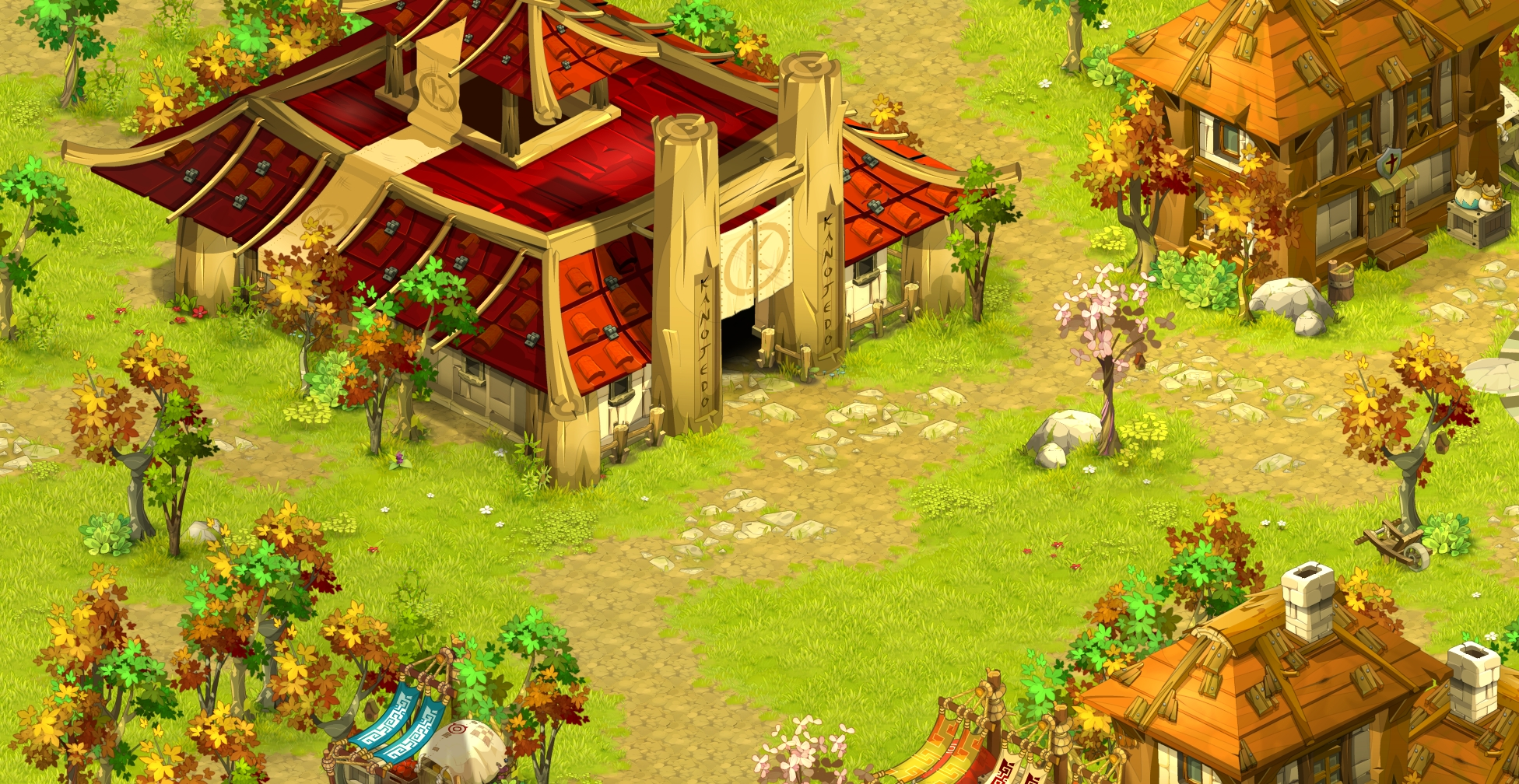 Passage En 169 Dofus Devblog Dofus The Strategic Mmorpg
